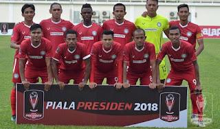 Idul Hakim Resmi Gabung Martapura FC
