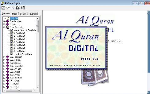 Download Software Al Qur'an Digital v2.1 2017 Full Version - Kumplit Software