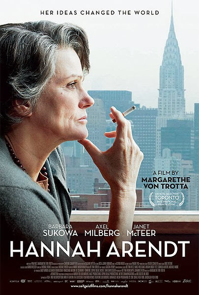 Hannah Arendt (2012) 『ハンナ・アーレント』 日本...  Hannah A