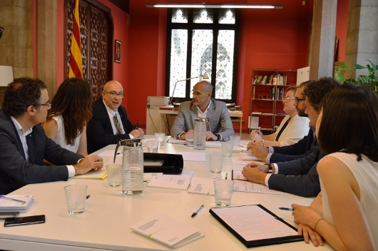Valencia, Cataluña y Baleares sellan una alianza en materia de transparencia y lucha contra la corrupción