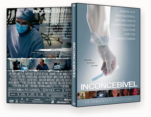 Inconcebivel 2018 – ISO – CAPA DVD