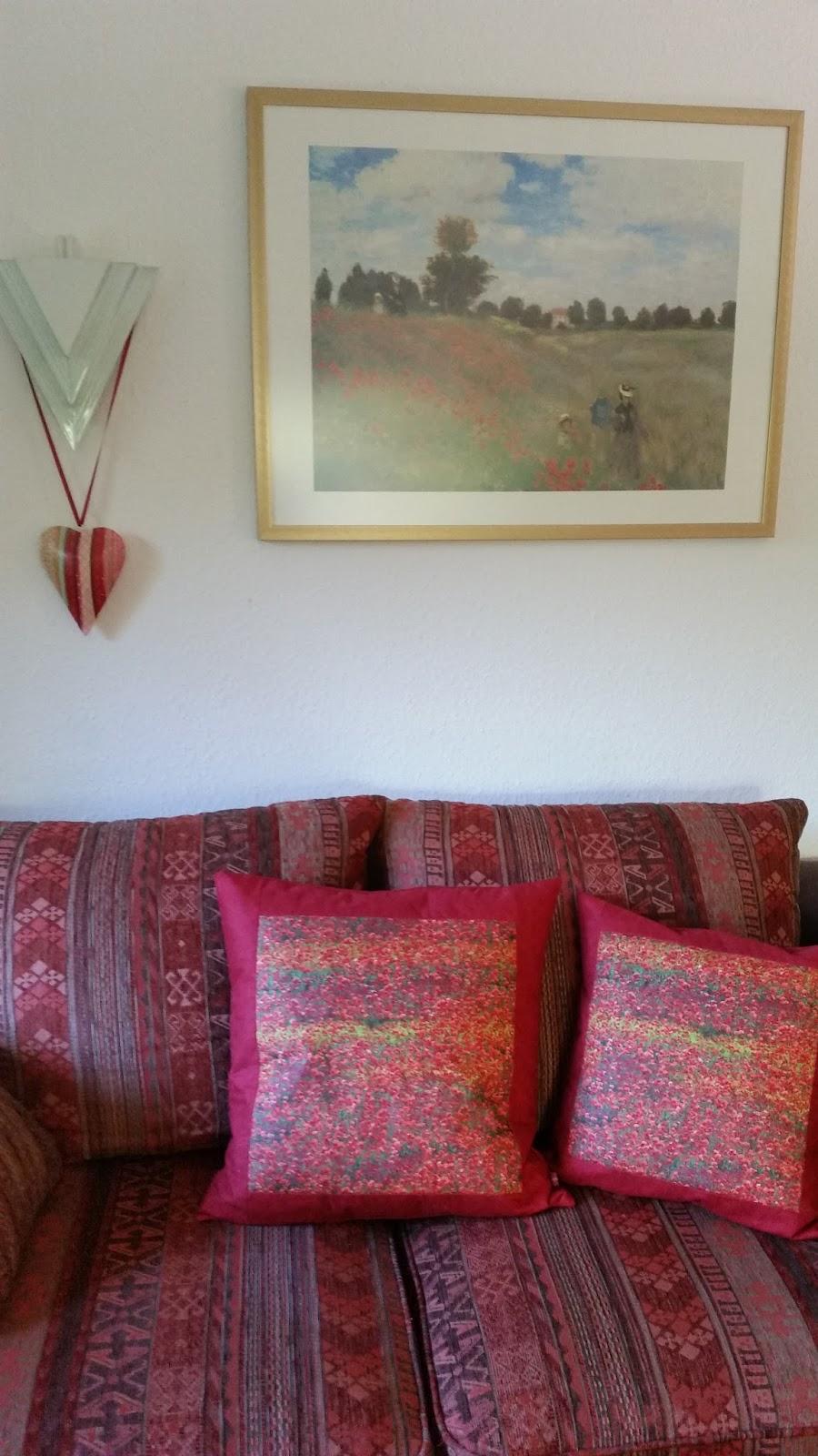 nellemies design neue kissen f r die couch. Black Bedroom Furniture Sets. Home Design Ideas