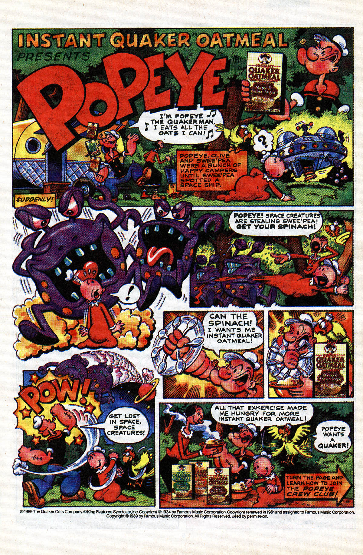 Read online ALF comic -  Issue #28 - 7