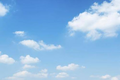 Fakta menarik tentang udara