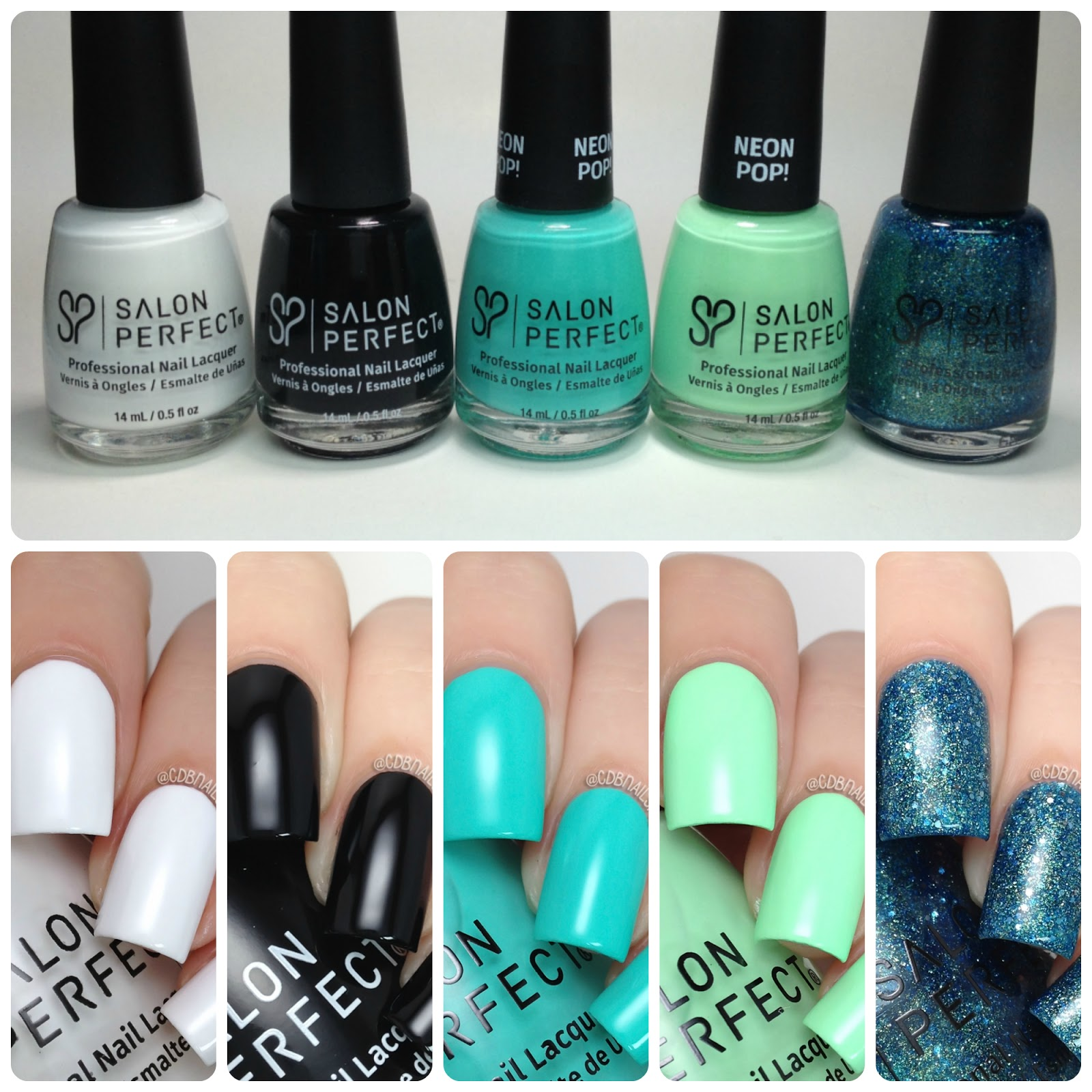 cdbnails: Salon Perfect | Review Part 2