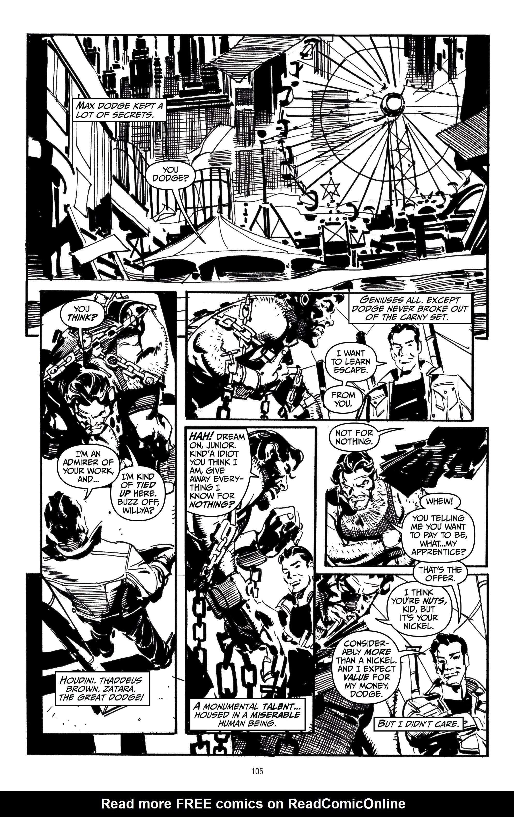 Batman Black and White (1996) _TPB_3_(Part_2) Page 1