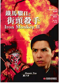 Iron Monkey 2 1996 Hindi Dual Audio Web-DL | 720p | 480p