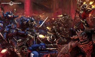 Huge Vigilus Ablaze Spoilers - Faeit 212: Warhammer 40k News