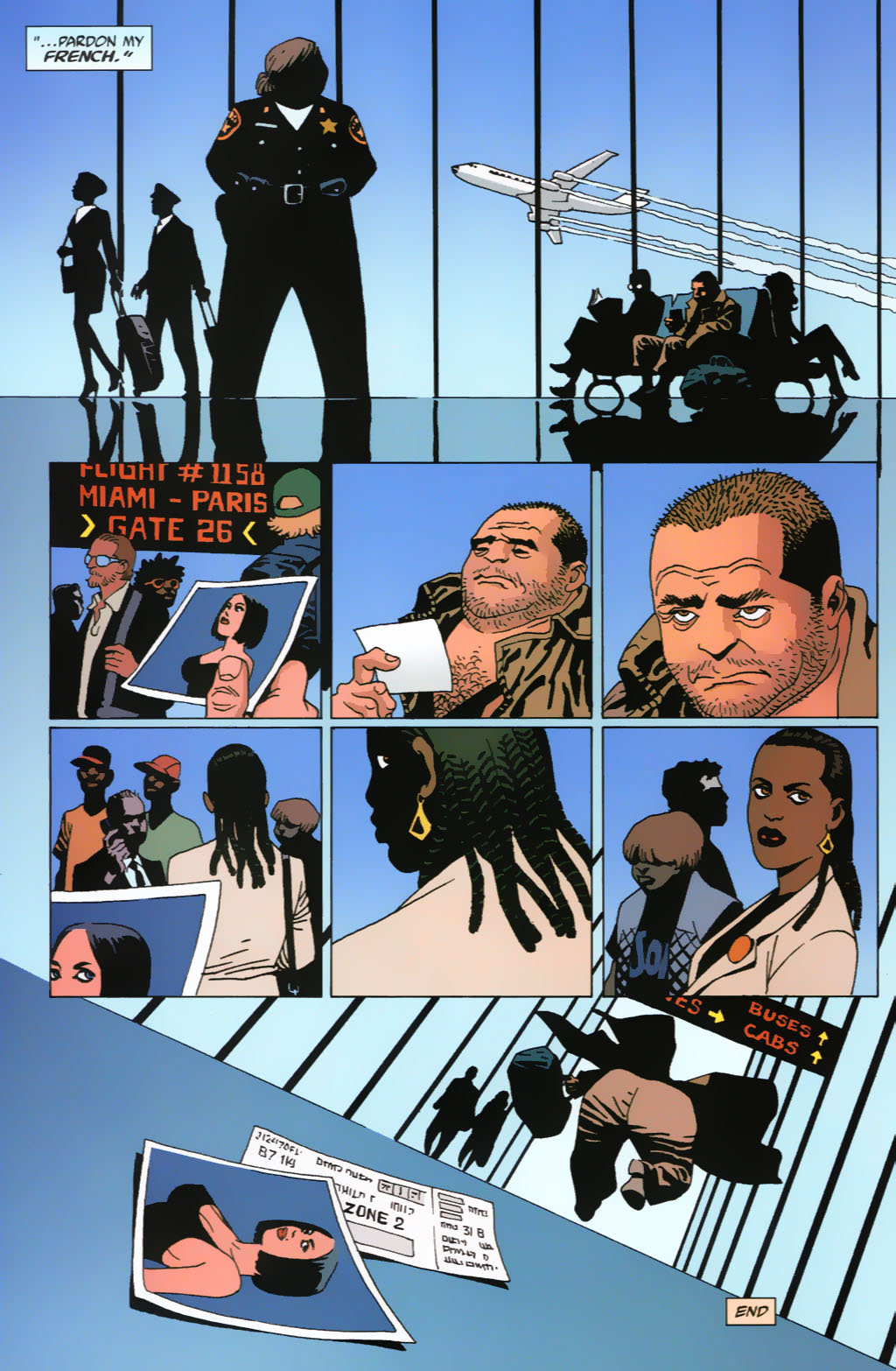 100 Bullets 63 Page 24