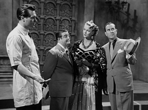 abbott and costello meet the mummy cast of characters