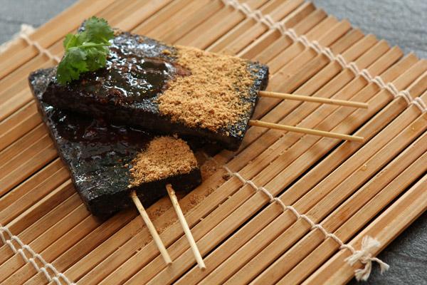 Taiwanese Pig Blood Cake Recipe