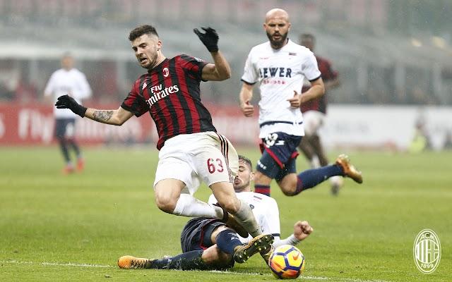 O Milan de Cutrone