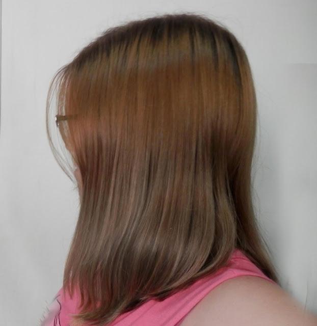 resultado do cabelo com ai que babado