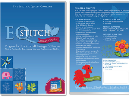Will You EQ Stitch?