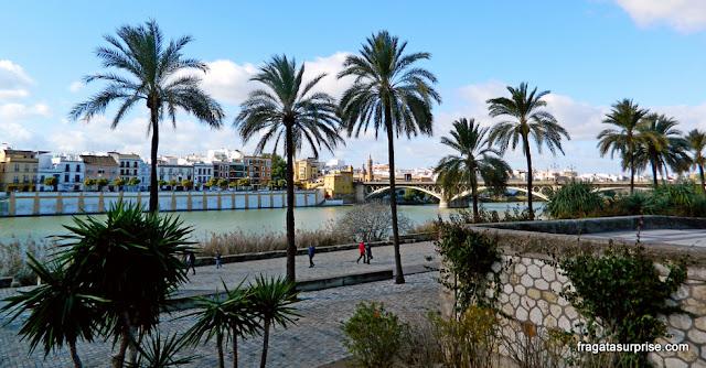 Sevilha, Andaluzia: Passeio de Cristobal Colón