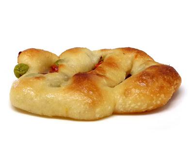 オリーブとトマトのフーガス(Fougasse aux olives et tomates) | Le Petit Mec(ル・プチメック)