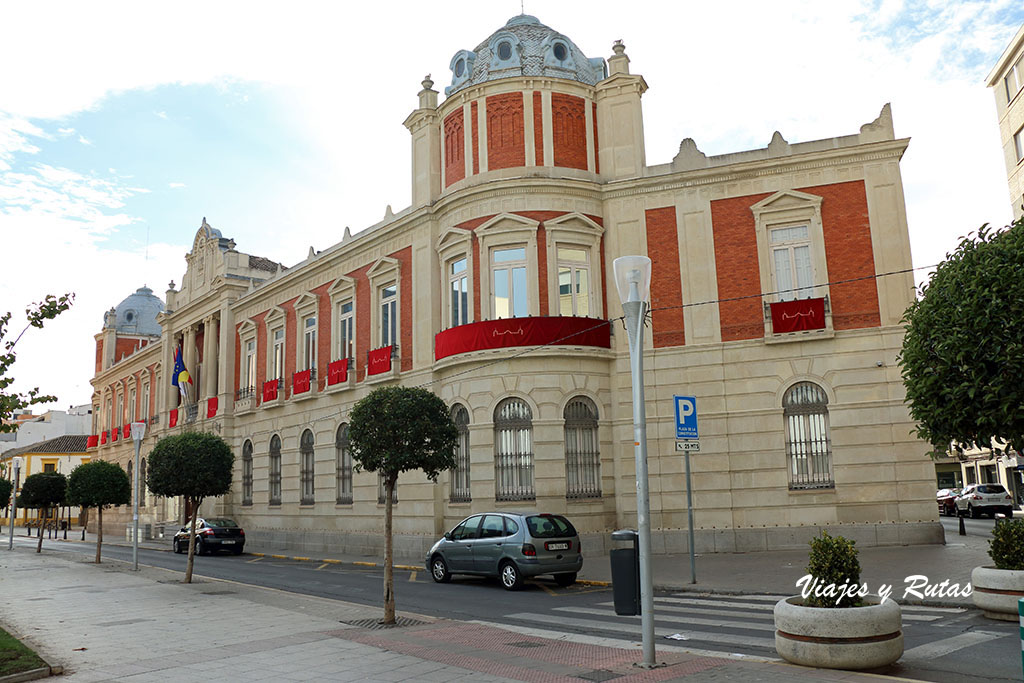 Edificio de la Diputación Provincial de Ciudad Real