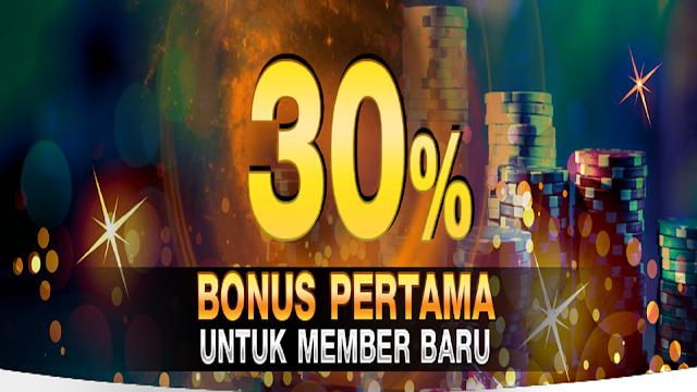 Hasil gambar untuk bonus deposit 30%