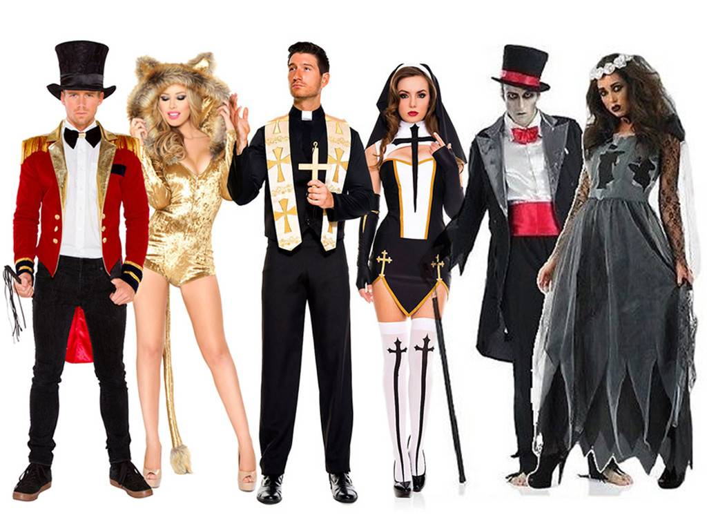 Couples Halloween Costumes 2019 Diy.Cute And Easy Diy Halloween Costumes For Kids Adults Women
