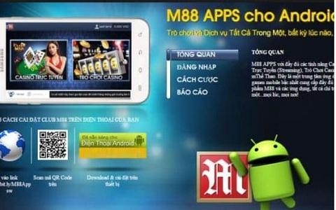 Nhà cái m88 casino cung cấp đa dạng dịch vụ