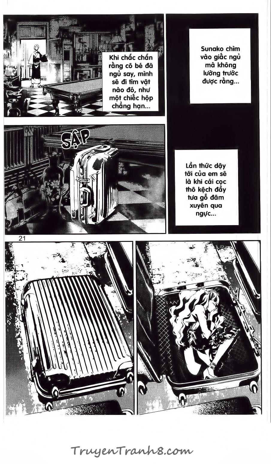 Shiki chapter 39 trang 21