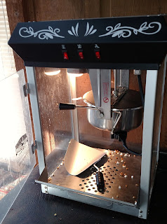 My Popcorn Machine
