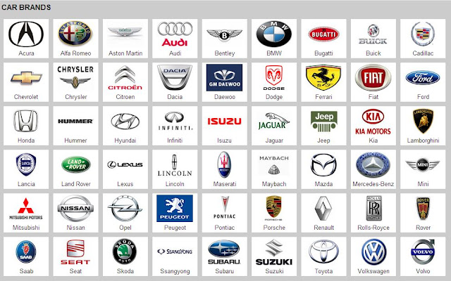 Car Brands Starting With P >> Car Makers That Start With