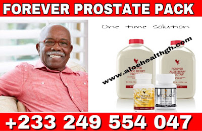 forever living prostate pack is a combination natural organic to treat enlarged prostate in men
