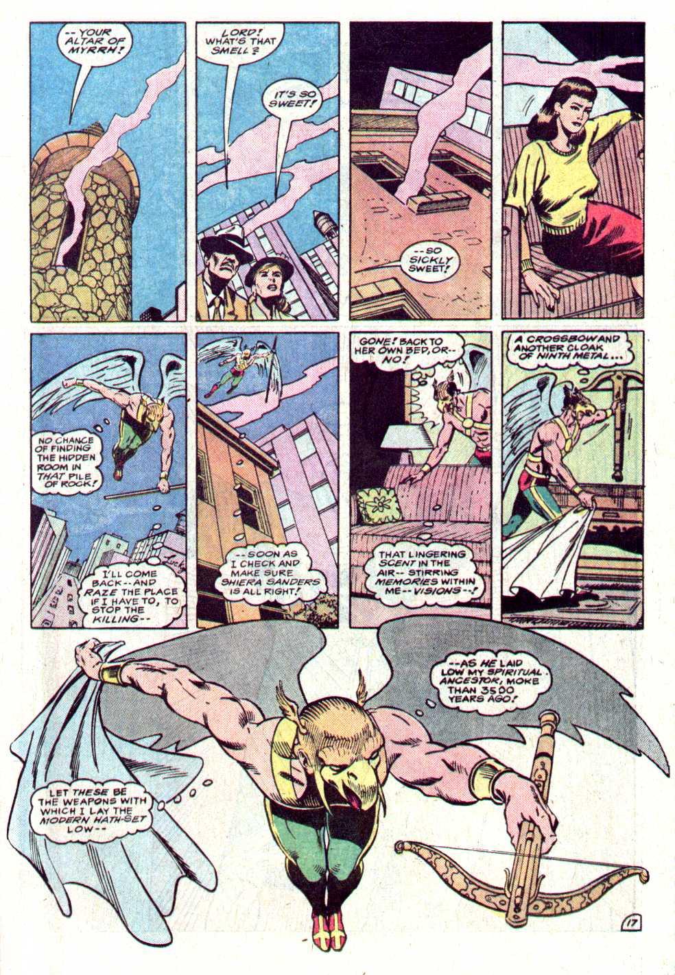 Read online Secret Origins (1986) comic -  Issue #11 - 34