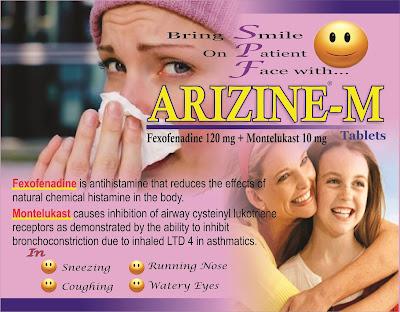 Arizine-M