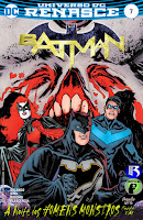 DC Renascimento: Batman #7