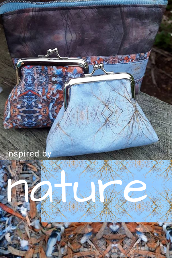 fabrics inspired by nature available through spoonflower