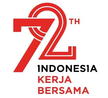 Tema dan Logo Peringatan HUT RI ke-71 Tahun 2017
