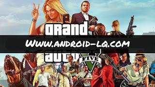 تحميل تهكير لعبة GTA 5 apk+obb الاصدار الجديد مجانا للاندرويد