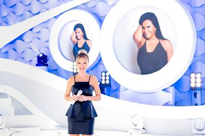 Eliana no palco - Crédito: Gabriel Cardoso/SBT