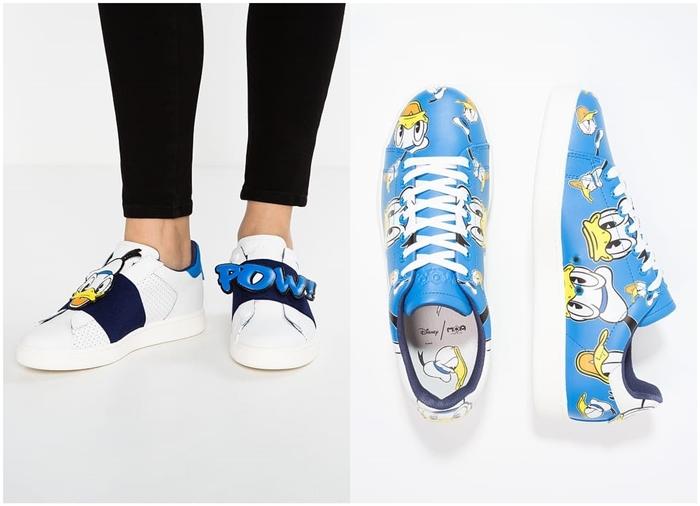 scarpe paperino
