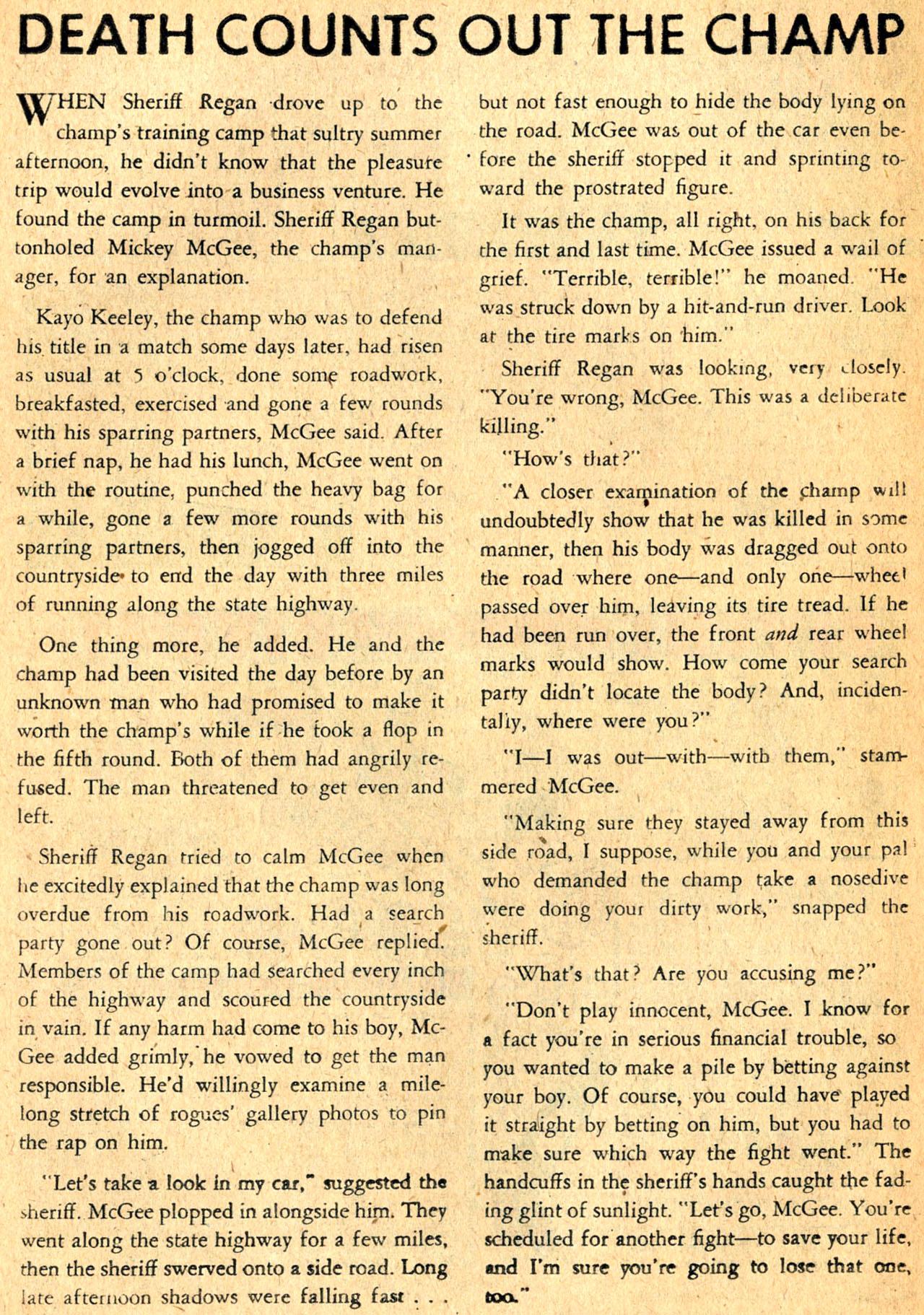 Read online Detective Comics (1937) comic -  Issue #275 - 26