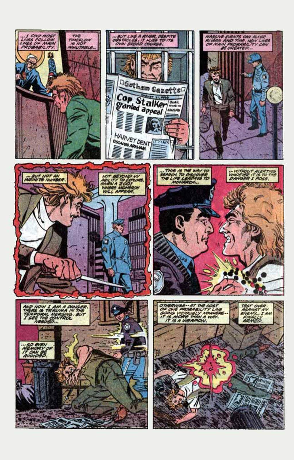 Read online Armageddon 2001 comic -  Issue #1 - 56
