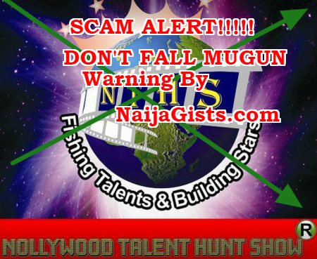 nollywood talent hunt show scam