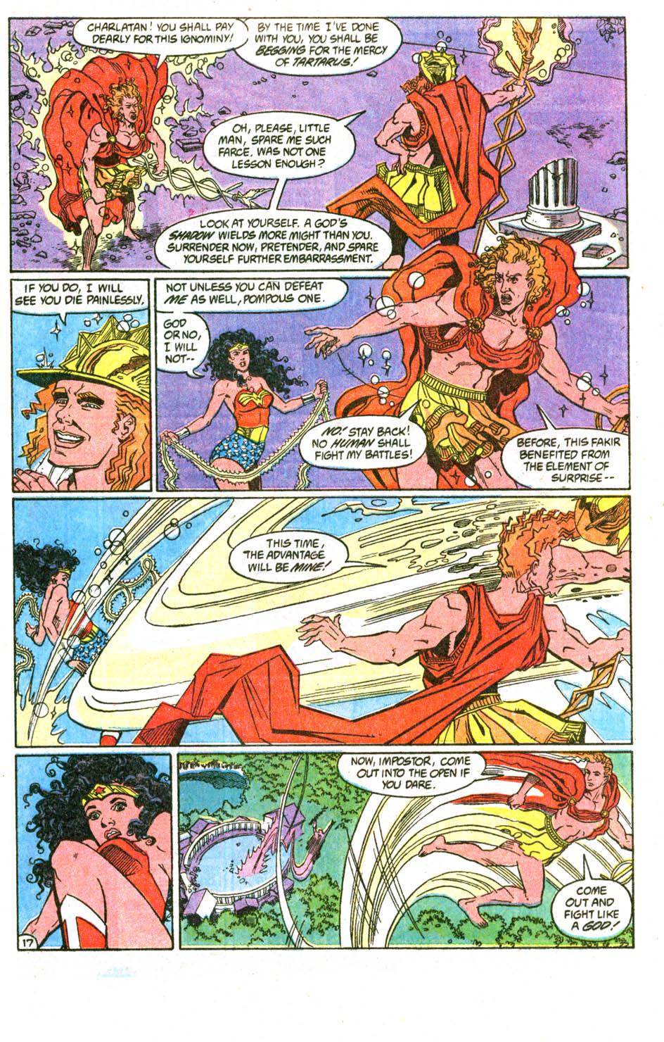 Read online Wonder Woman (1987) comic -  Issue #51 - 19