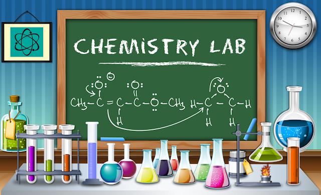 ملزمة الكيمياء للصف السادس الأحيائي للأستاذ احمد النداوي 2017