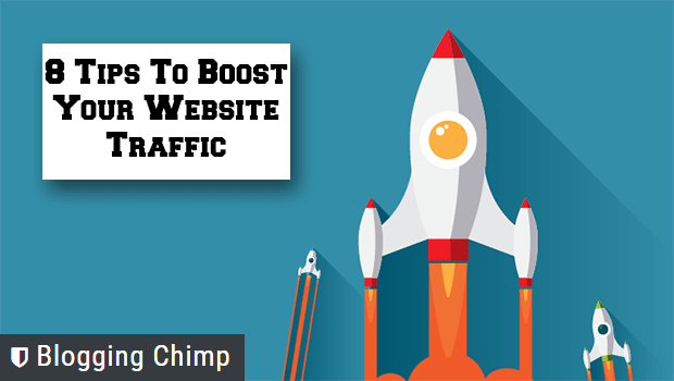 8 Tips To Boost Your Website Traffic
