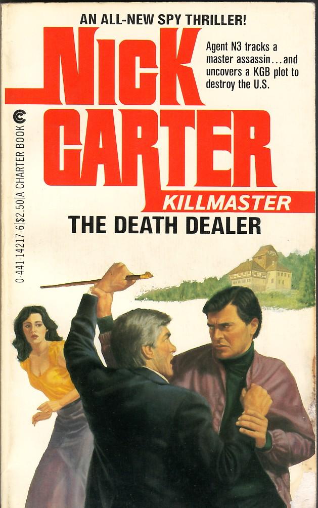 The Death Dealer Nick Carter