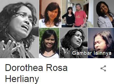 Dorothea Rosa Herliany