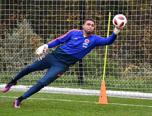 Montero, de vuelta a la Selección: Será el reemplazo de Ospina para amistosos ante Japón y Corea