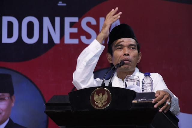 Ustadz Abdul Somad Ngaku