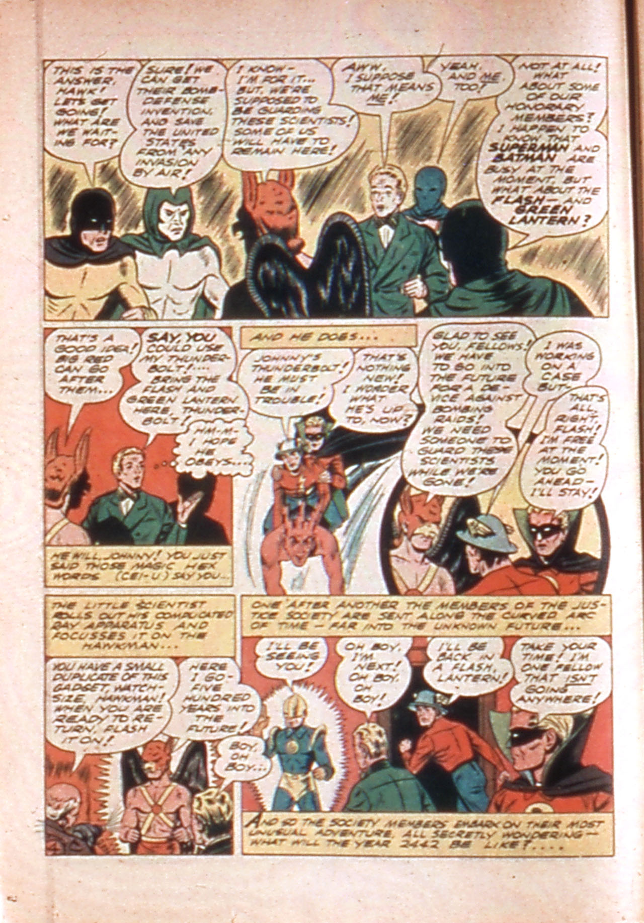 All-Star Comics (1940) issue 10 - Page 6