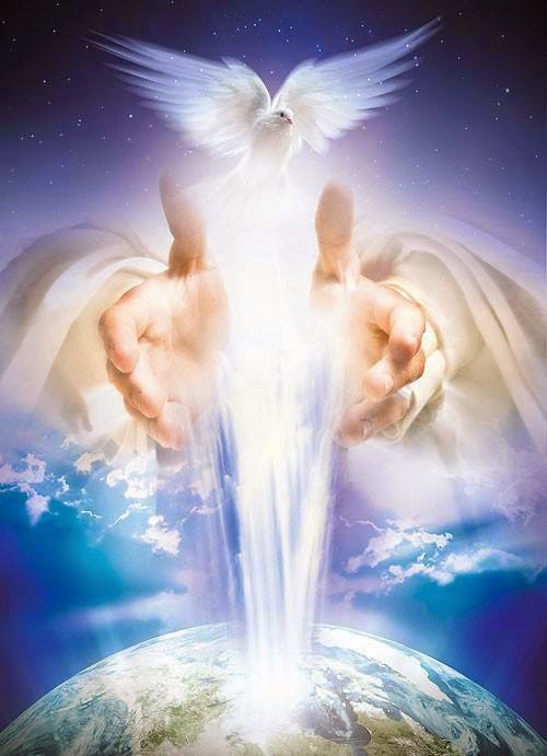 Isten üzenete: Szeretettel és Fénnyel árasszátok el a hont (2014.márc.15.)