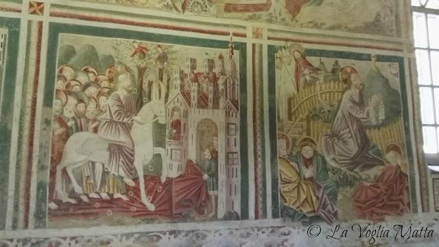 S. Maria delle lastre -Vermo ( Istria)