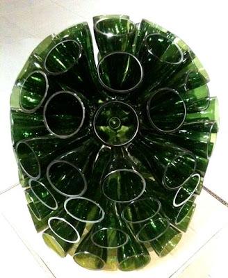 decoracion con material reciclado
